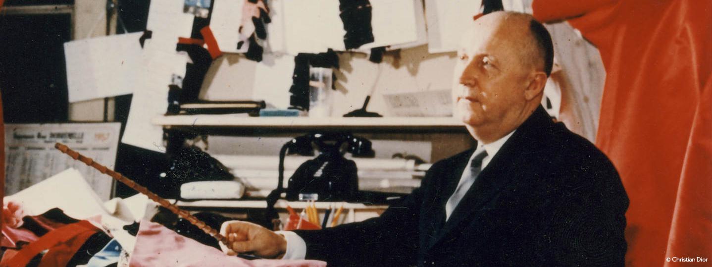 Designer Christian Dior